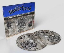 MOTORHEAD: Louder Than Noise - Live In Berlin (CD+DVD)