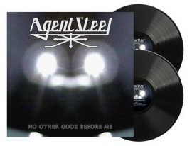 AGENT STEEL: No Other Godz Before Me (2LP)
