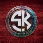 ADRIAN SMITH/RICHIE KOTZEN: Smith/Kotzen (LP, black)