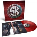 ADRIAN SMITH/RICHIE KOTZEN: Smith/Kotzen (LP, red smoke)