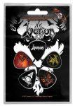 PENGETŐ: VENOM - Black Metal (5 db pengető, 1 mm vastag)