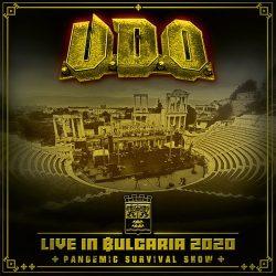 UDO: Live In Bulgaria (DVD+2CD)