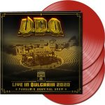 UDO: Live In Bulgaria (3LP, clear red, ltd.)