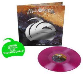 HELLOWEEN: Skyfall (LP, 2. single, violet)