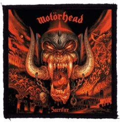 MOTORHEAD: Sacrifice (95x95) (felvarró)