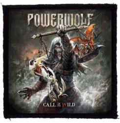 POWERWOLF: Call Of The Wild (95x95) (felvarró)
