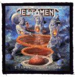 TESTAMENT: Titans Of Creation (95x95) (felvarró)