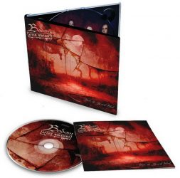 BODOM AFTER MIDNIGHT: Paint The Sky With Blood - EP (CD)