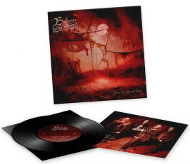 BODOM AFTER MIDNIGHT: Paint The Sky With Blood - EP (LP)