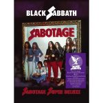 BLACK SABBATH: Sabotage (4CD box set)