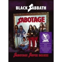 BLACK SABBATH: Sabotage (4CD box set)