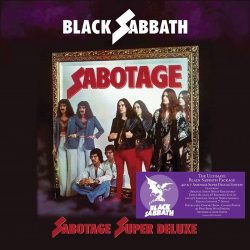 "BLACK SABBATH: Sabotage (4LP+7"" single box set)"