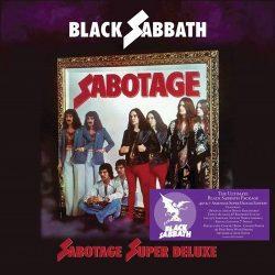 """BLACK SABBATH: Sabotage (4LP+7"""" single box set)"""