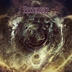 PESTILENCE: Exitivm (CD)