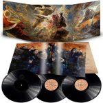 HELLOWEEN: Helloween (3LP, hologram vinyl)