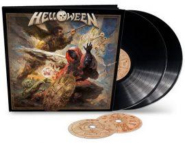 HELLOWEEN: Helloween (2LP+2CD, earbook)