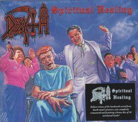 DEATH: Spiritual Healing (2CD)