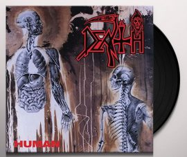 DEATH: Human (LP)
