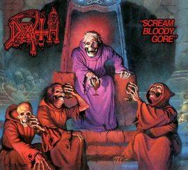 DEATH: Scream Bloody Gore (LP)