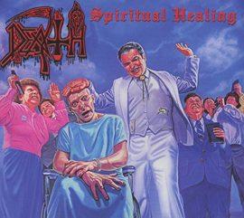DEATH: Spiritual Healing (LP)