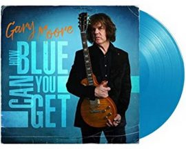 GARY MOORE: How Blue You Can Get (LP, blue, ltd.)