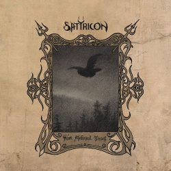 SATYRICON: Dark Medieval Times (CD, remastered)