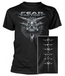 FEAR FACTORY: Legacy (póló)