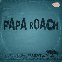 PAPA ROACH: Greatest Hits Vol.2. (CD)