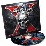 ARTILLERY: X (CD, digipack, ltd.)