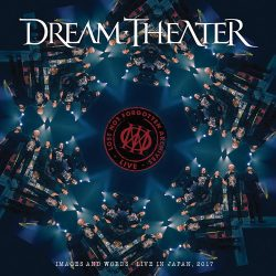 DREAM THEATER: Images And Words Live In Japan 2017 (CD)