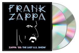 FRANK ZAPPA: Zappa '88 - The Last US Show (2CD)