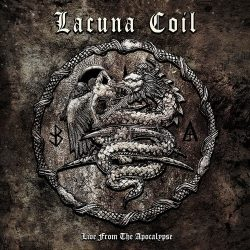 LACUNA COIL: Live From The Apocalypse (CD+DVD)