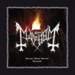 MAYHEM: Atavistic Black Disorder - EP (CD)