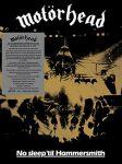 MOTORHEAD: No Sleep 'til Hammersmith - 40th Anniversary (4CD Deluxe Edition)