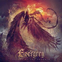 EVERGREY: Escape Of The Phoenix (CD)