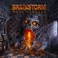 BRAINSTORM: Wall Of Skulls (CD)