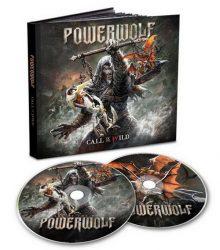 POWERWOLF: Call Of The Wild (2CD, mediabook, ltd.)