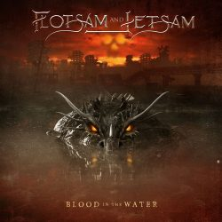 FLOTSAM AND JETSAM: Blood In The Water (CD)