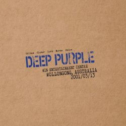 DEEP PURPLE: Live In Wollongong 2001 (2CD)