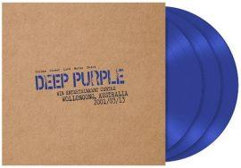 DEEP PURPLE: Live In Wollongong 2001 (3LP, colored, ltd.)