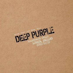 DEEP PURPLE: Live In London 2002 (2CD)