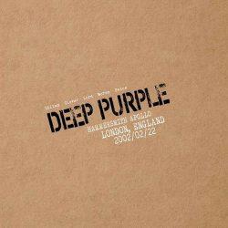 DEEP PURPLE: Live In London 2002 (3LP, colored, ltd.)