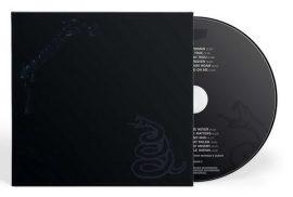 METALLICA: Metallica (CD, 2021 remaster)