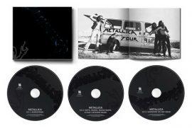 METALLICA: Metallica (3CD, ltd.)