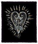 GOJIRA: Fortitude Heart (80x95) (felvarró)