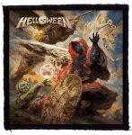 HELLOWEEN: 2021 Helloween (95x95) (felvarró)