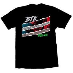 BTK: Furcsa játék - borító (póló)