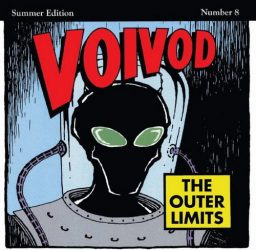 VOIVOD: The Outer Limits (LP, red/black smoke)