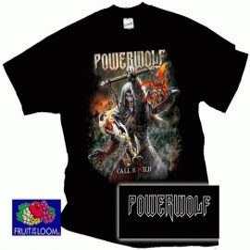 POWERWOLF: Call Of The Wild (póló)