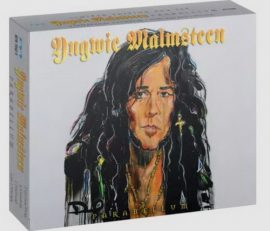 YNGWIE MALMSTEEN: Parabellum (CD, box)